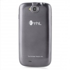 "THL W8S Quad-Core Android 4.2 WCDMA Bar Phone w/ 5.0"" 16GB ROM, Wi-Fi and GPS - Black"