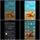 "N9500 MTK6589 Quad-Core Android 4.2.1 WCDMA Bar Phone w/ 5.0"" , Wi-Fi, FM and GPS - Grey"