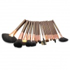 MAQUILLAJE PARA SU cosmético profesional del maquillaje Brushes Set - Champagne (20 PCS)