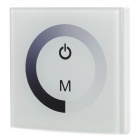 TM06 192W LED Controlador Touch Panel de Vidrio / Regulador - Blanco (DC 12~24V)