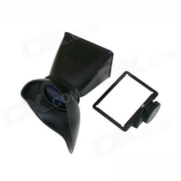 V6 2.8X LCD Viewfinder  for Canon ESO M - Black
