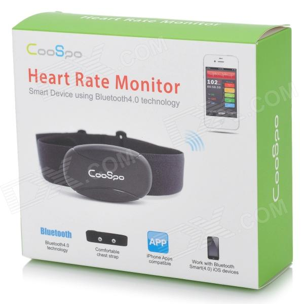 heart rate monitor iphone bluetooth 4 0 rate monitor for ios iphone 14260
