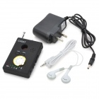 FULL CX007 Multifunctional Anti-Full-Range All-Round Detector Alarm - Black