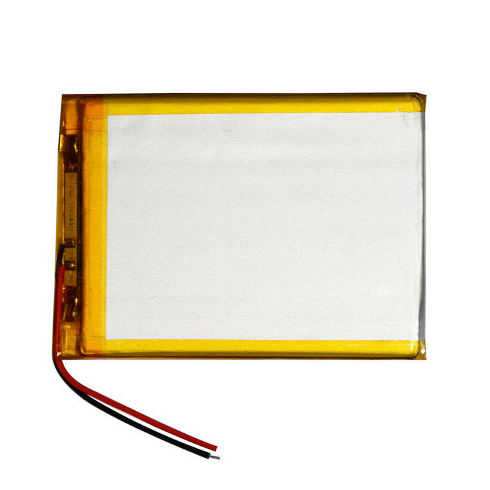 Universal 2000mAh Built-in Battery for Tablet PC - Silver (88.83 x 63.59 x 2.89mm)Hardware and Replacement Parts<br>ModelHBT307090Quantity1MaterialAluminumForm  ColorGoldenCompatible ModelSuitablePacking List1 x Battery<br>