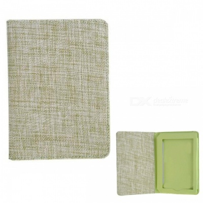 Protective Canvas Case for Amazon Kindle Paperwhite - Green