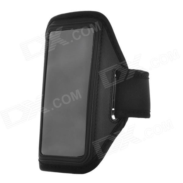 Sports Stylish Gym Armband Case for LG Nexus E960 / E970 Optimus G - Black