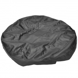Universal-14-PVC-Artificial-Leather-Cover-for-Car-Spare-Tire-Black