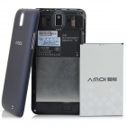 "AMOI A860w MTK6589 Quad-Core Android 4.2.1 WCDMA Bar Phone w/ 5.0"" OGS, Wi-Fi and GPS - Dark Blue"