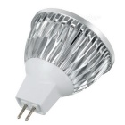 MR16 GU5.3 5W 400lm 3500K Warm White Light COB LED Lamp (AC/DC 12V)