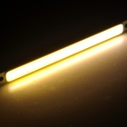 0412-12010 4W 350lm COB LED Warm White Light Stick - White + Yellow