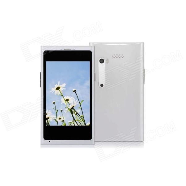 "920 Mini 3.5"" Android 4.1 SC6820 1.0GHz Smartphone Phone w/ Wi-Fi, Bluetooth, 2.0MP Camera - White"