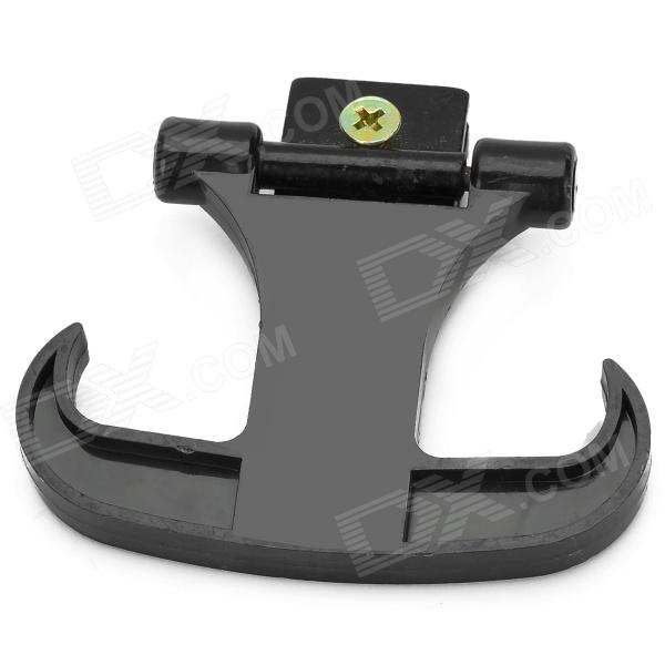 Buy 45515 Universal Luggage Trunk Plastic Hook for Cars - Black with Litecoins with Free Shipping on Gipsybee.com