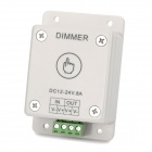 12 ~ 24V 8A 192W Touch Dimmer - Light Grey