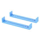 1102 DIY Model Toy Robot Plastic Mount Bar - Blue