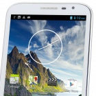 "N8971 MTK6589 Quad-Core Android 4.2.1 WCDMA Bar Phone w/ 5.7"" , 8GB ROM, 1GB RAM, FM and GPS - White"