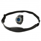 Outdoor-Multifunction-Cordless-Heart-Rate-Monitor-Wrist-Watch-w-Chest-Belt-Black-2b-Silver