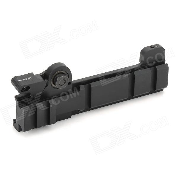 EX 023 LaRue Tactical Magnesiumseoksesta Holosight QD Mount - Musta