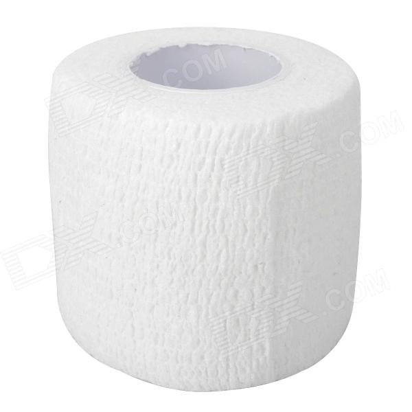 Constable Convenient Self-adhering Elastic Non-woven Fabric Bandage - White (450cm)
