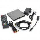 Jesurun M5 android 4.2.2 Dual-Core-Mini-Google-TV-Player w / 512MB / 4GB ROM + Fernbedienung - schwarz