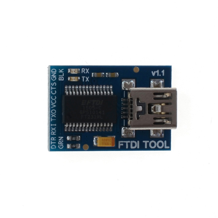 Crius FTDI Basic Breakout USB to TTL 6P Module for MWC MultiWii LiteSE
