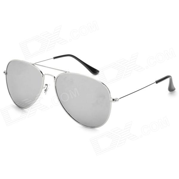 72f01f0d085 T-Rex 3025 UV400 Protection Resin Lens Polarized Sunglasses - Silver ...