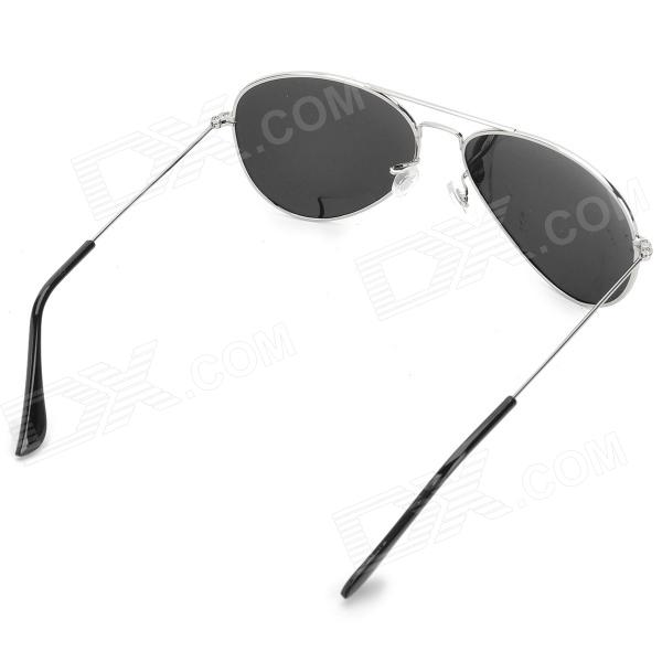 a2c66c1a043 ... T-Rex 3025 UV400 Protection Resin Lens Polarized Sunglasses - Silver ...