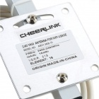 CHeeRLINK 2.4GHz 16dBi High Gain Directional Antenna for Wi-Fi (RP-SMA)