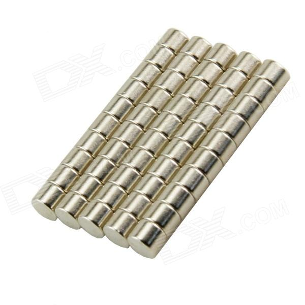 Model Small Magnets - Silver (50 PCS-Pack)