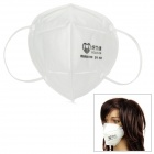 Anti-Dust Respirator Safety Face Mask - White (10 PCS)