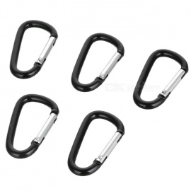 Just-works Metal Hiking Clip Medium-sized - Random Color (M / 5PCS)