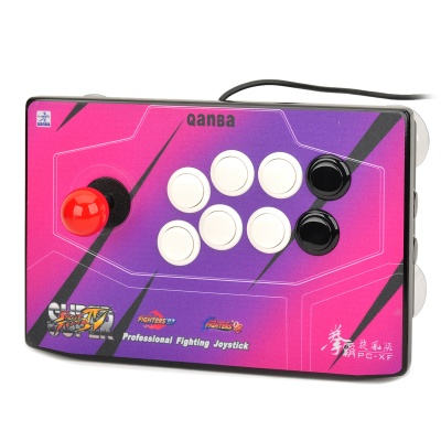 Qanba PC-V8 USB Arcade Joystick for Computer (Vewlix Version)