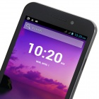 "vowney V5 MTK6589 Quad-Core Android 4.2.1 WCDMA Bar Phone w/ 5.0"" OGS, 1GB RAM, 4GB ROM - Black"