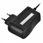 2.5mm 100~240V EU Plug Power Adapter for Tablets (5V 2A) - Black
