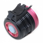 LZ 2800lm 3-Mode White Bicycle Light w/ 6 x Cree XM-L T6