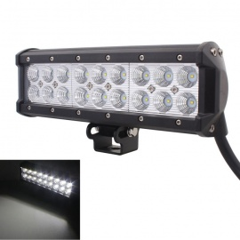 60-Flood-Beam-54W-3780lm-Working-Light-Bar-Daytime-Running-Off-Road-Lamp-w-18-x-Cree-XB-D