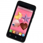 "M Pai MP-s720 Dual Core MTK6572 Android 4.2.2 WCDMA Bar Phone w/ 4.5"" Capacitive, FM and GPS - Black"