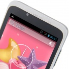 "M Pai MP-s720 Dual Core  MTK6572 Android 4.2.2 WCDMA Bar Phone w/ 4.5"", FM and GPS - Black + White"