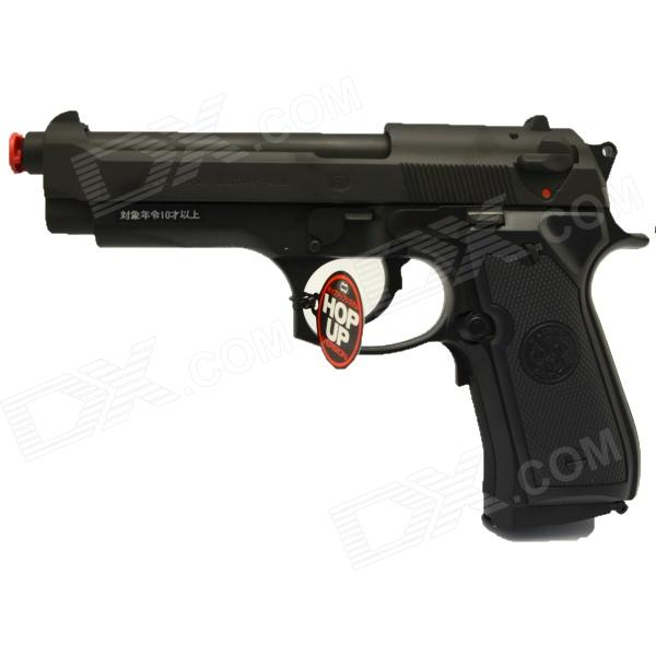Buy Tokyo Marui M92F EBB airsoft pistol-Black with Litecoins with Free Shipping on Gipsybee.com