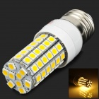 Lexing LX-YMD-001 E27 5W 580lm Warm White 69-SMD LED Light - Yellow
