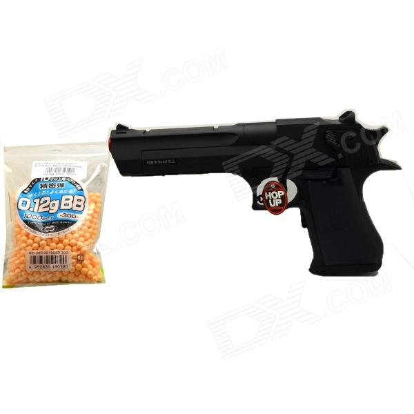 Buy Tokyo Marui Dezart Eagle .50AE Black with Litecoins with Free Shipping on Gipsybee.com