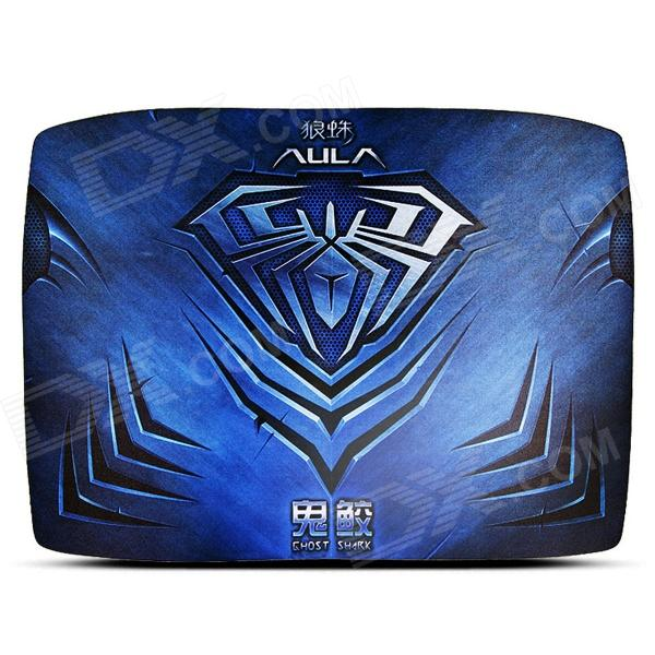 Buy AULA-GHOST SHARK Mouse Pad Super Special Game Mouse Pad - Black (44 x 32cm) with Litecoins with Free Shipping on Gipsybee.com