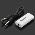 PT-810 mini estilo USB Bluetooth V2.0 + EDR receptor de audio - blanco