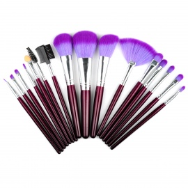Professional-16-in-1-Cosmetic-Makeup-Brushes-Set-Purple