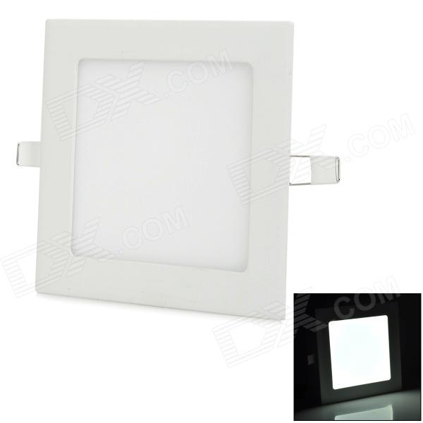 E27 12W 340lm Square Style LED Panel Light (110~240V)