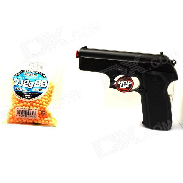 Buy Tokyo Marui M8000  Cougar G Spring Pistol Hop Up + 1000 rounds with Litecoins with Free Shipping on Gipsybee.com