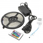ZnDiy-BRY Z-003 Waterproof 18W 600lm 300-3528 SMD LED RGB Light Strip (12V / 5m)