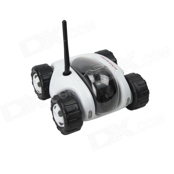 Cloud Rover Cr1288b Real Time Ios Android Toestel Controlled 2 Ch R C Car Wit kopen in de aanbieding