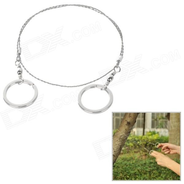 Firemaple Fmc25p Portable Outdoor Emergency Survival Wire Saw Silver: Fmc Wire Harness At Outingpk.com