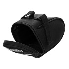ROSWHEEL 13567-A Cycling Bicycle Saddle Seat Tail Bag - Black