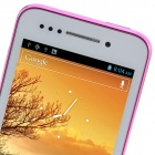"Bedove X12 MTK6577 Dual-Core Android 4.0.9 WCDMA Bar Phone w/ 4.0"", 4GB ROM, GPS - White + Purple"